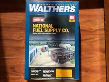 WALTHERS 1/87 HO SCALE CORNERSTONE NATIONAL FUEL SUPPLY COMPANY  # 933-4045 F/S