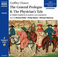 The General Prologue & The Physician's Tale: In Middle English & In Modern Verse
