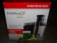 Premium PJE647 Juice Extractor 400 W