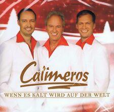 Calimeros - Wenn es kalt wird auf der Welt CD NEU Heute Abend Brennen Die Kerzen