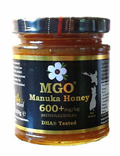 Manukahonig MGO 600 + mg/kg im Glas 250g Manuka Honig Neuseeland