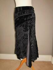 Nylon Party Asymmetrical Skirts for Women