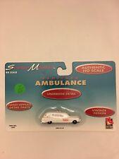 Walthers Scene Master Vehicles Ambulance HO Scale
