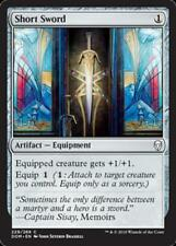 MTG Magic - (C) Dominaria - Short Sword FOIL - NM/M