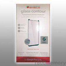 "ZAGG Invisible Shield Glass Contour Screen Protector for Google Pixel 2 XL 6"""