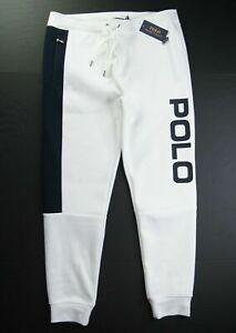 POLO RALPH LAUREN Men's Big & Tall Large POLO Mesh Jogger Sweatpants NEW NWT