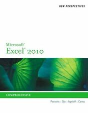 New Perspectives on Microsoft Excel 2010: Comprehe