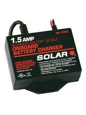 Sollar 1.5 Amp Underhood 12v Automatic Battery Charger Part #1002