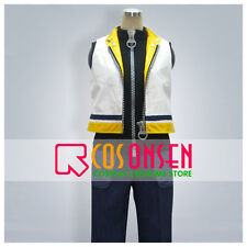 Cosonsen Kingdom Hearts Riku Cosplay Costume Custom Made Halloween Cosplay