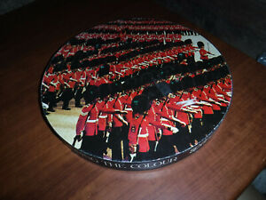 VINTAGE 1973 SPRINGBOK CIRCULAR PUZZLE TROOPING THE COLOUR MADE IN USA L@@K