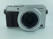 "Panasonic Lumix DMC-LX100 Digital Camera 12.8MP 3"" 24-75mm Silver -Japan Version"
