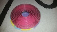 FORD ESCORT RS TURBO PINK BUMPER MOULDINGS