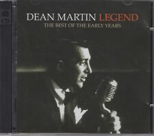 """Dean Martin """"Legend - Best Of Early Years"""" NEW 2CD Set 50 Tracks 1st Class Post"""