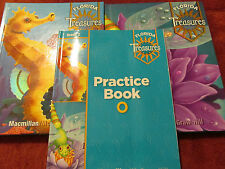 Florida Treasures Grade 2 Reading/Language Arts 2.1-2.2 plus Practice Book O