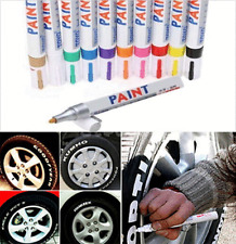 Universal Waterproof Permanent Paint Marker Pen Car Tire Tyre Rubber Oil Based