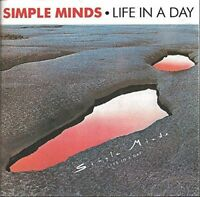 Simple Minds Life in a day (1979)  [CD]