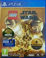 LEGO Star Wars The Force Awakens Deluxe Edition (PS4) New Gift Idea Game