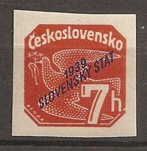 Slowakei 1939 28 ** Postfrisch
