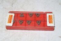 10 pcs SANDVIK L166.0L-11UN01-180 S30 U-Lock Threading Carbide Inserts
