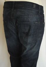 Seven 7 For All Mankind THE STRAIGHT MODERN FIT Jeans  Men 34 in MANHATTAN BAY