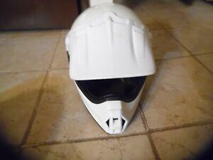 Vintage Cyber Motor Cross motorcycle Helmet COOL