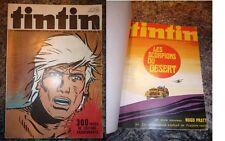 EO Belge 1973 du fascicule TINTIN n° 99 début publication HUGO PRATT