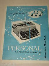 *5=REMINGTON RAND ITALIA=1954=PUBBLICITA'=ADVERTISING=PUBLICIDAD=WERBUNG=