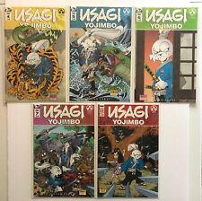Usagi Yojimbo 4 5 6 7 9 Stan Sakai