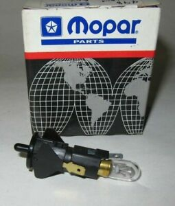 Mopar Part No.: 56021450 LAMP/SWITCH-GLOVE BOX TC Maserati B3500 1500 Van