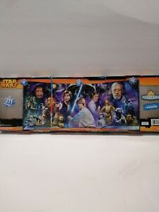Disney Star Wars Puzzle Panorama 3 Puzzles 211 Pieces Total