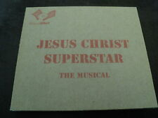 "RARE! CD DIGIPACK ""JESUS CHRIST SUPERSTAR - THE MUSICAL"""
