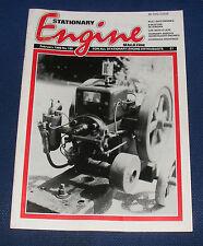 STATIONARY ENGINE MAGAZINE FEBRUARY 1989 NO.180 - BULL DOG ENGINES