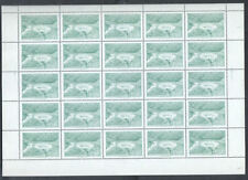 Mint Never Hinged/MNH Sheet Chilean Stamps