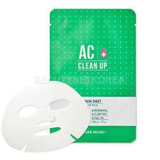 [ETUDE HOUSE] AC Clean Up Mask Sheet 27g / Natural salicylic acid