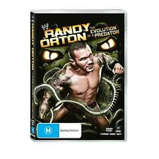 WWE - Randy Orton : Evolution Of A Predator (DVD, 2011, 3-Disc Set) - Region 4
