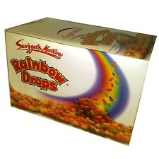 SWEET FACTORY SEALED PACK OF 60 SMALL BAGS OF SWIZZELS RAINBOW DROPS VEGETARIAN