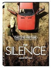 The Silence (DVD, 2013) YOUNG GIRLS AND SERIAL HUNTER USED VERY GOOD