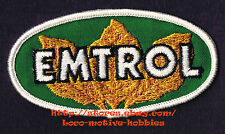 LMH Patch  EMTROL  BIO-BASED MOTOR OIL Lubricants  Soy Based & Corn Products