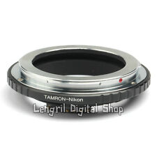 AF Confirm Tamron Adaptall II Lens to Nikon F Mount Adapter Ring For D3200 D90