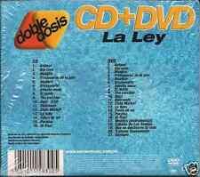 rare CD 90s 80's LA LEY cd+dvd DUELO tratame suavemente ANIMAL dia cero HOMBRE