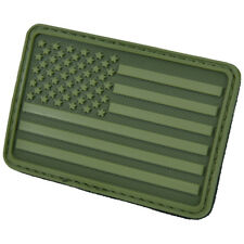 Hazard 4 Usa Vlag Links Arm Moreel Patch Amerikaanse Tactische Leger Badge Olijf