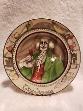 "Royal Doulton ""The Squire"" Plate"