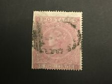 Great Britain Stamp # 57a Used $1200 Plate 2 - Lot #63