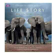 BBC Books Life Story by Rupert Barrington & Michael Gunton - Hardback RRP £25.00