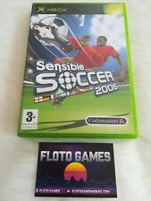 Jeu Sensible Soccer 2006 pour X-Box XBOX PAL en Boite - Floto Games