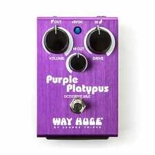 Way Huge WHE800 Purple Platypus Octidrive MkII Guitar Effect Pedal - New