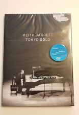 New Sealed Keith Jarrett - Tokyo Solo DVD 2006 Live Concert DTS German Import