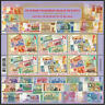 2019 Belarus.History of banknotes of Belarus money. 1 Block + 3 Sheet + 3 Stamps