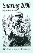 Sixty Minute Snaring by Hal Sullivan (DVD) Ultimate Coyote & Fox Snaring Video