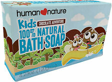Human Nature Kids Bath Soap chocolate adventure